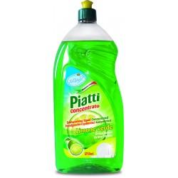 soft soft detersivo per piatti verde lt.1,25