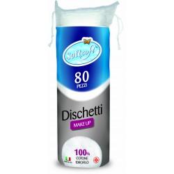 Soft Soft dischetti levatrucco x 80