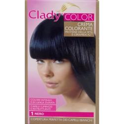 Clady shampo colore nero n.1