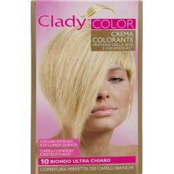 Clady shampo color biondo ultra chiaro n.10
