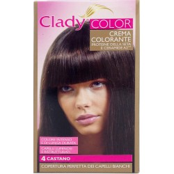 Clady shampo color castano nat n.4