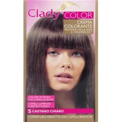 Clady shampo color castano chiaro n.5