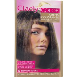 Clady shampo color biondo naturale scuro n.6