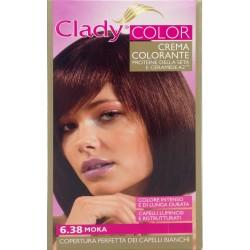 Clady shampo color moka n.6.38