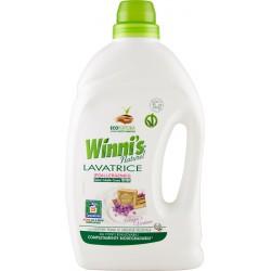 Winni's detersivo liquido lavatrice aleppo-verbena lt.1,5