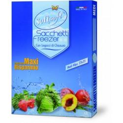 Soft soft sacchetti freezer scatola cm.23x35 pz.40