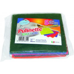 Soft Soft pulinet 5 fibre sgrassanti pz.5