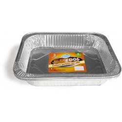 Soft Soft vaschette alluminio porzioni 8 pz.3