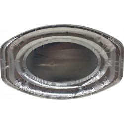 Soft Soft vaschette alluminio vassoio medi pz.2