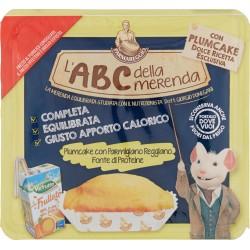 Parmareggio l'ABC della merenda con Plumcake Dolce Ricetta Esclusiva