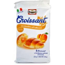 Ruggeri croissant albicocca pz.5 gr.225