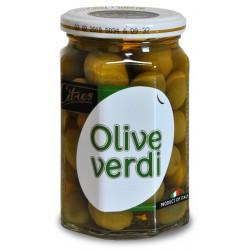 Citres olive verdi interi - gr.285
