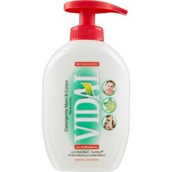 Vidal sapone liquido con antibatterico ml.300