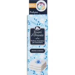 Tesori d'Oriente profumo aromatico per biancheria narciso ml.100