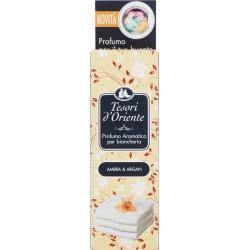 Tesori d'Oriente profumo aromatico per biancheria argan ml.100