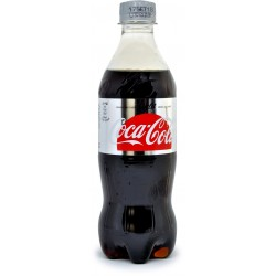 Coca Cola light ml.450 pet