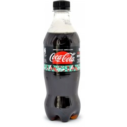 Coca Cola zero ml.450 pet