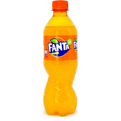 Fanta ml.450 pet