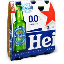 Heineken birra zero cl.33x3
