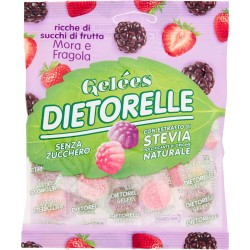 Dietorelle Gelées Mora e Fragola 70 gr.