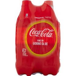 Coca Cola ml.660x4 pet