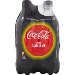 Coca Cola zero ml.660x4 pet