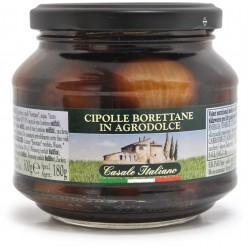Casale italiano cipolle borettane in agrodolce gr.180