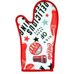 Cocacola guanto forno