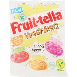 Fruit-tella Veggy Am!c! Hippo Frizz 150 gr.