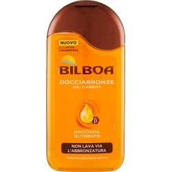 Bilboa DocciaBronze Oil Carrot 250 ml.