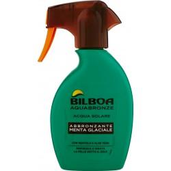 Bilboa Aquabronze Acqua Solare Abbronzante Menta Glaciale 250 ml.