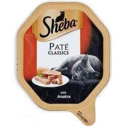 Sheba Paté Classics con Anatra 85 gr.