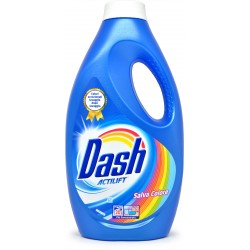 Dash detersivo liquido 20 lavaggi ml.1100