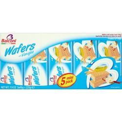 Balconi wafers alla vaniglia 5x45 gr.