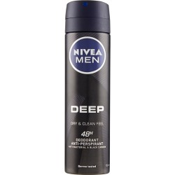 Nivea Men Deodorant Anti-Perspirant Deep 150 ml