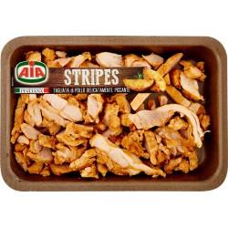 Aia Stripes Tagliata di Pollo Delicatamente Piccante gr.350