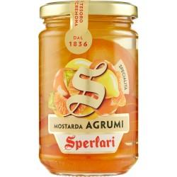 Sperlari mostarda agli agrumi gr.380