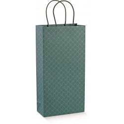 Shopper matelassè eucalipto mm.190x90x380