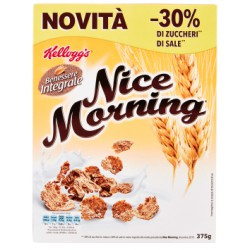 Kellogg's all-bran nice morning