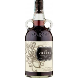 The Kraken Black Spiced Rum 700 ml.