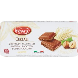 Witor's tavoletta ai cereali gr.100
