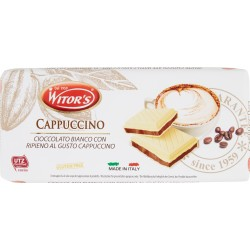 Witor's tavoletta al cappuccino gr.100