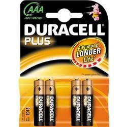 Duracell plus aaa ministilo x 4