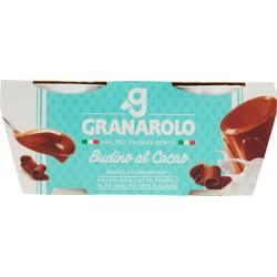 Granarolo Budino al Cacao 2 x 110 gr.