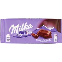 Milka Piacere Fondente Extra Cacao 100 gr.