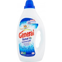 GENERAL Total+ Universale - 950 ml. - 19 Lavaggi