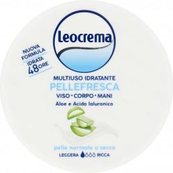 Leocrema Multiuso Idratante Pellefresca Viso - Corpo - Mani pelle normale o secca 150 ml