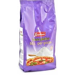 Spadoni farina mix pizza s/glutine kg.1