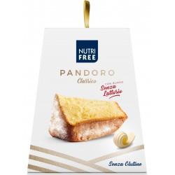 Nutrifree Pandoro Classico senza glutine e senza lattosio gr.500