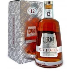 Ron quorhum rum 12 y solera cl.70